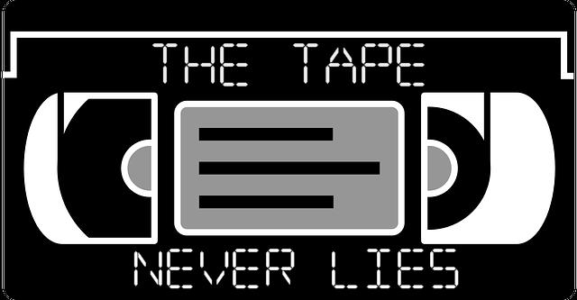 tape never lies